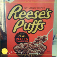 Reese's® Puffs® Cereal uploaded by Karen S.