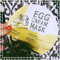 Too Cool For School Egg Cream Sheet Mask uploaded by Amanda B.