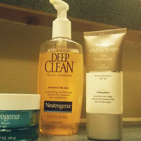 Neutrogena® Deep Clean® Facial Cleanser uploaded by holley t.