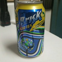 Brisk Lemon Iced Tea uploaded by Karina L.