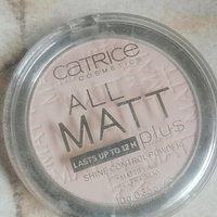 Catrice All Matt Plus Shine Control Powder uploaded by Cosmeticsbeauty M.