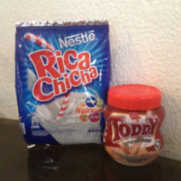 Photo of Toddy Chocolate Drink Mix 400gr Venezuela 3 Pack uploaded by Kathy R.