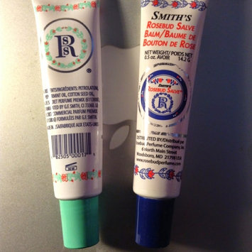 Photo of Smith's Minted Rose Lip Balm uploaded by Megan R.