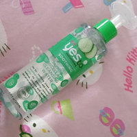 Yes To Cucumbers Calming Micellar Cleansing Water uploaded by Meg M.