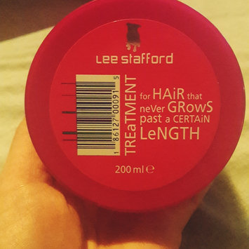 Photo of Lee Stafford Hair Growth Treatment. 200ml uploaded by Trish A.