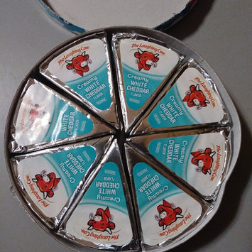 Photo of The Laughing Cow® Creamy White Cheddar Cheese Wedges uploaded by KookHee K.