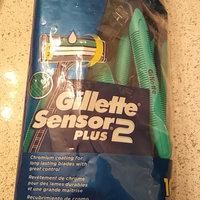 Gillette Sensor2 Plus Pivot Disposable Razors uploaded by RACHEL A.