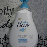 Dove Baby Rich Moisture Tip-to-Toe Wash uploaded by Rachel A.