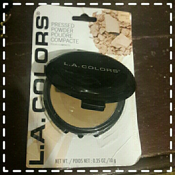 Photo of L.A. Colors Pressed Powder uploaded by 🌹Mary Camil D.