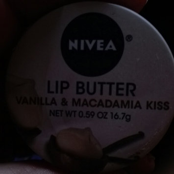 Photo of Nivea Lip Care Lip Butter Raspberry Rose Kiss uploaded by Kathy R.
