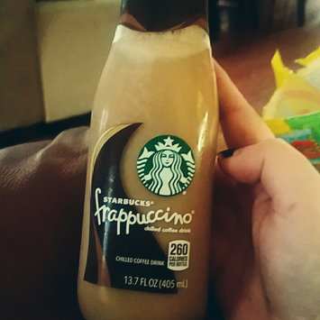 Photo of Starbucks Frappuccino Mocha Chilled Coffee Drink uploaded by Jessica n.