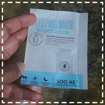 Photo of Imselene - Donkey Milk Holic Sleeping Mask Pack 100ml/3.52oz uploaded by Mary Camil D.