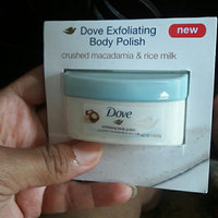 Dove Body Polish Crushed Macadamia & Rice Milk uploaded by 🌹Mary Camil D.