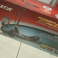 Razor Power Core E100 Electric Scooter - Purple/Black uploaded by Meg M.