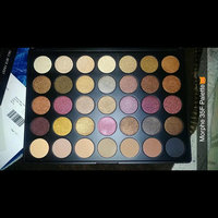 Morphe 35F - Fall Into Frost Eyeshadow Palette uploaded by Nikky S.