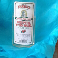 Thayers Alcohol-Free Witch Hazel with Organic Aloe Vera Formula Toner Lavender uploaded by Alyaa ..