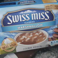 Swiss Miss Milk Chocolate with Marshmallow Cocoa Mix uploaded by Mariama S.