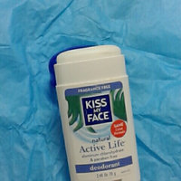 Kiss My Face Natural Active Life Aluminum Free Deodorant Stick uploaded by Alyaa ..