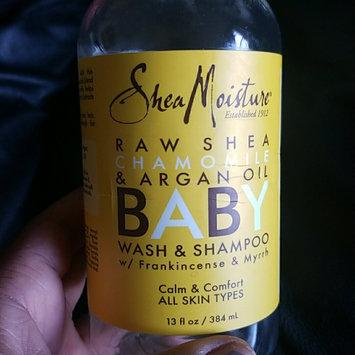 Photo of SheaMoisture Raw Shea Chamomile & Argan Oil Wash & Shampoo uploaded by Morenike K.