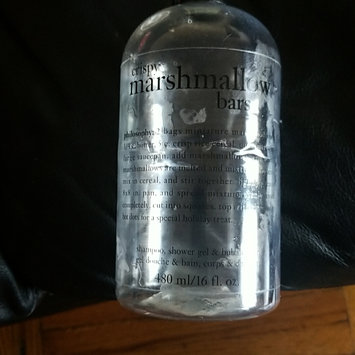 Photo of philosophy Crispy Marshmallow Bars 3 in 1 - 16 oz. uploaded by Morenike K.