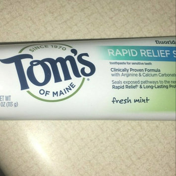 Photo of Tom's OF MAINE Spearmint Ice Wicked Fresh!® Toothpaste uploaded by minerva c.