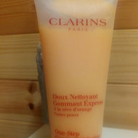 Clarins One Step Gentle Exfoliating Cleanser uploaded by Karla G.
