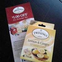 Twinings® Lemon & Ginger Herbal Tea uploaded by Lexi W.