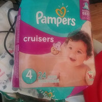 Pampers® Cruisers™ uploaded by crystal j.