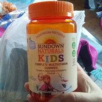 Disney Frozen 60-Count Complete Multi-Vitamin Gummies uploaded by crystal j.