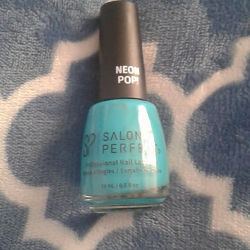 Photo of Salon Perfect Professional Nail Lacquer, 523 Icy Haute, 0.5 fl oz uploaded by Daphne W.