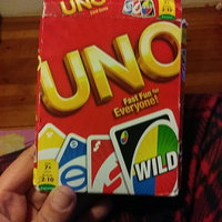 Mattel UNO Card Game uploaded by crystal j.