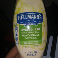 Hellmann's Real Squeeze Mayonnaise  uploaded by crystal j.