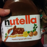 Nutella Hazelnut Spread uploaded by crystal j.