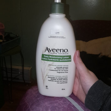 Photo of Aveeno® Daily Moisturizing Lotion uploaded by Victoria A.