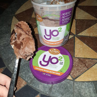 Kemps® Yo2™ Chocolate Peanut Butter Fudge Frozen Yogurt 1 pt. Tub uploaded by Shalayna G.