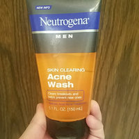 Neutrogena® Men Skin Clearing Acne Wash uploaded by Rositsa D.