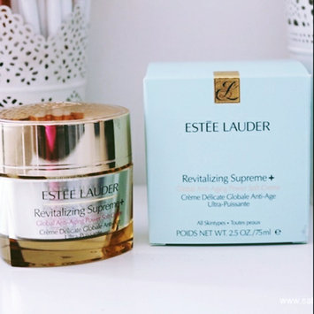 Photo of Estée Lauder Revitalizing Supreme Global Anti-Aging Creme uploaded by Luna N.