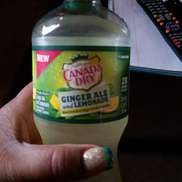 Photo of Canada Dry® Ginger Ale And Lemonade uploaded by Kristie T.