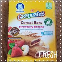 Gerber® Graduates® Cereal Bars Strawberry Banana uploaded by Helen C.