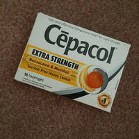 Cepacol Sore Throat Oral Pain Reliever Lozenges uploaded by Kylie R.