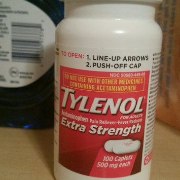 Photo of Tylenol Extra Strength Caplets - 225 CT uploaded by Ramonita R.