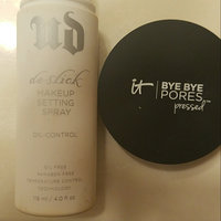 It Cosmetics Bye Bye Pores Airbrush Silk Pressed Anti-Aging Finishing Powder uploaded by Elizabeth H.