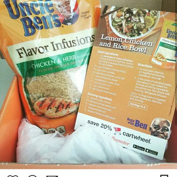 Photo of Uncle Ben's® Flavor Infusions Chicken & Herb uploaded by Dawn W.