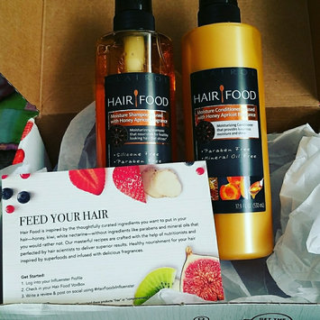 Photo of Hair Food Apricot Shampoo uploaded by Erica O.
