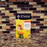 Stash Tea Lemon Ginger Herbal Tea uploaded by maria z.