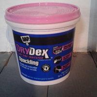 Dap 12330 1-Quart DryDex Spackling Interior/Exterior uploaded by Daphne W.