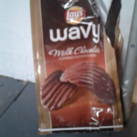 LAY'S® Wavy Milk Chocolate Dipped Chips uploaded by Daphne W.