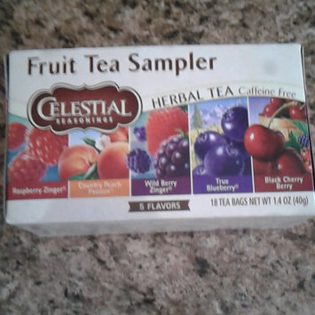Photo of Celestial Seasonings® Fruit Sampler Herbal Tea Caffeine Free uploaded by Daphne W.