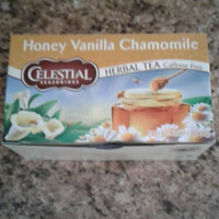 Celestial Seasonings® Honey Vanilla Chamomile Herbal Tea Caffeine Free uploaded by Daphne W.
