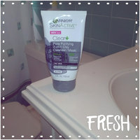 Garnier Skin Skinactive Clean Plus Pore Purifying 2-In-1 Clay Cleanser/Mask uploaded by Shalee G.